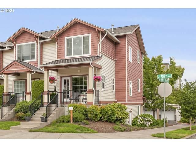 635 NW 118TH Ave #101, Portland, OR 97229 (MLS #21548207) :: Beach Loop Realty