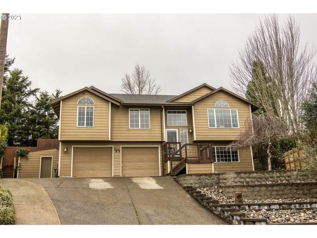427 SW 30TH Ct, Troutdale, OR 97060 (MLS #21548340) :: Next Home Realty Connection