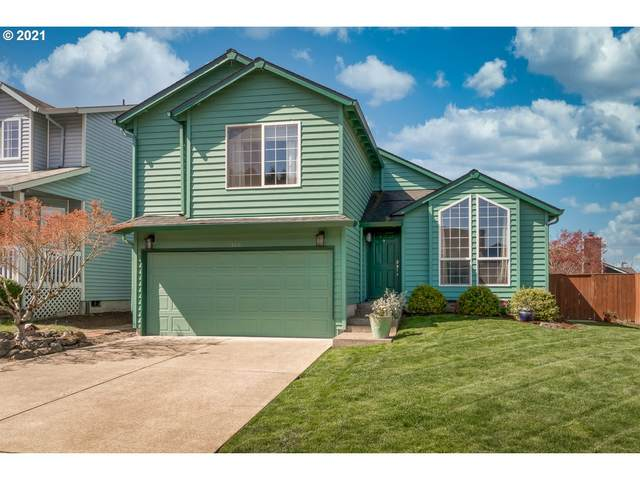 13231 SW 157TH Ave, Tigard, OR 97223 (MLS #21548485) :: Beach Loop Realty