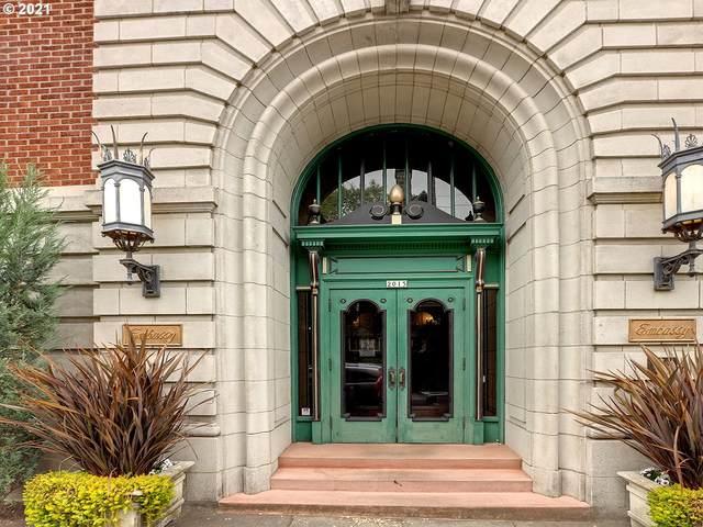 2015 NW Flanders St #312, Portland, OR 97209 (MLS #21548716) :: Fox Real Estate Group