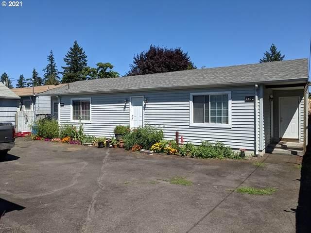8428 SE 60TH Ave, Portland, OR 97206 (MLS #21548918) :: Holdhusen Real Estate Group