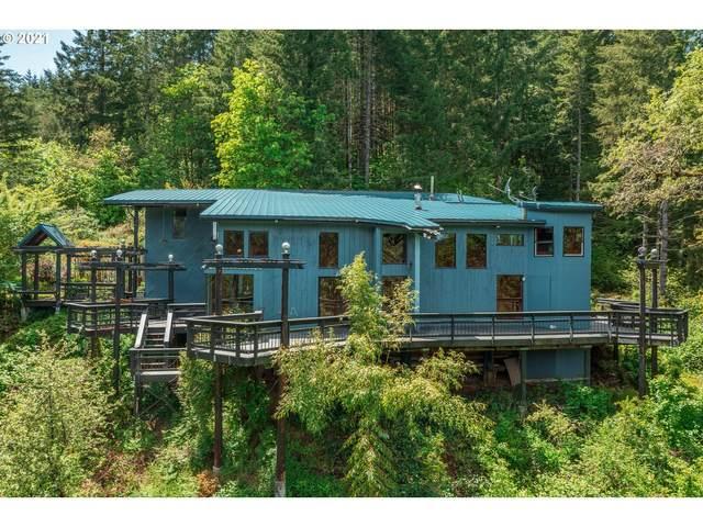18520 SW Rock Creek Rd, Sheridan, OR 97378 (MLS #21548926) :: Fox Real Estate Group