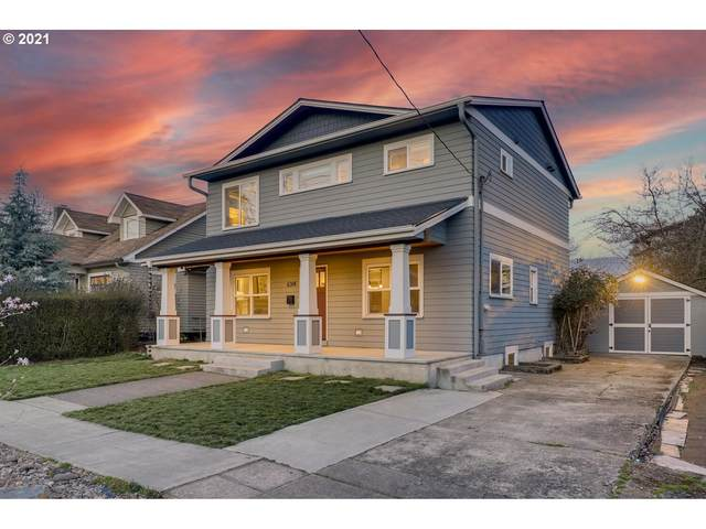 6314 SE 22ND Ave, Portland, OR 97202 (MLS #21549046) :: The Pacific Group