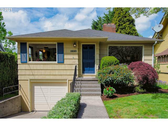1623 SE 57TH Ave, Portland, OR 97215 (MLS #21549407) :: Duncan Real Estate Group