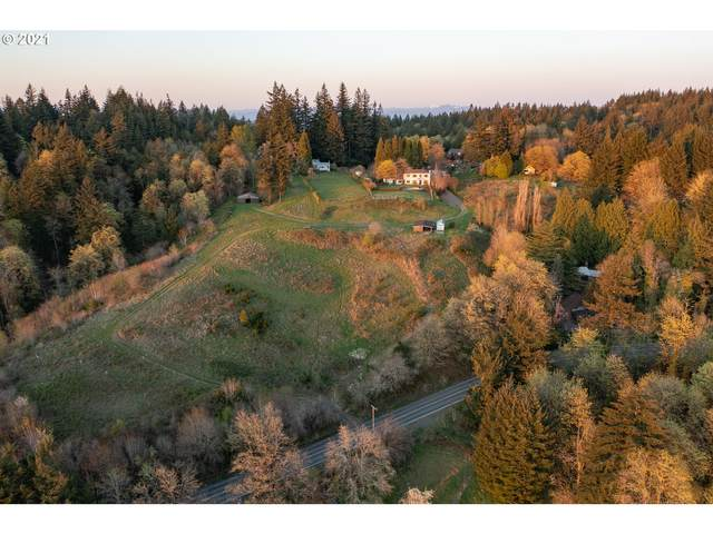 8561 NW Skyline Blvd, Portland, OR 97231 (MLS #21549596) :: Townsend Jarvis Group Real Estate