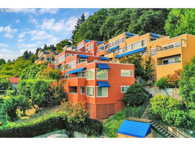 3515 SW Barbur Blvd Y-1, Portland, OR 97239 (MLS #21549714) :: McKillion Real Estate Group