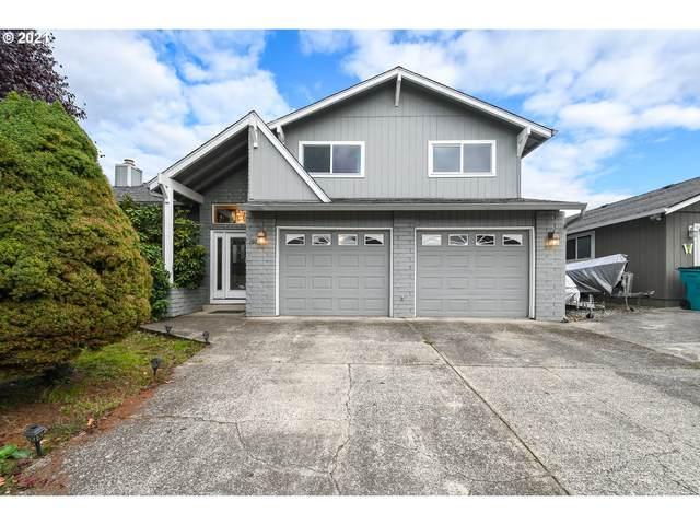 2909 NE 101ST Ct, Vancouver, WA 98662 (MLS #21549791) :: Keller Williams Portland Central