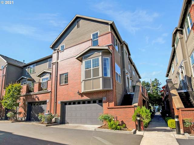 2383 NW Quimby St #14, Portland, OR 97210 (MLS #21550214) :: Gustavo Group