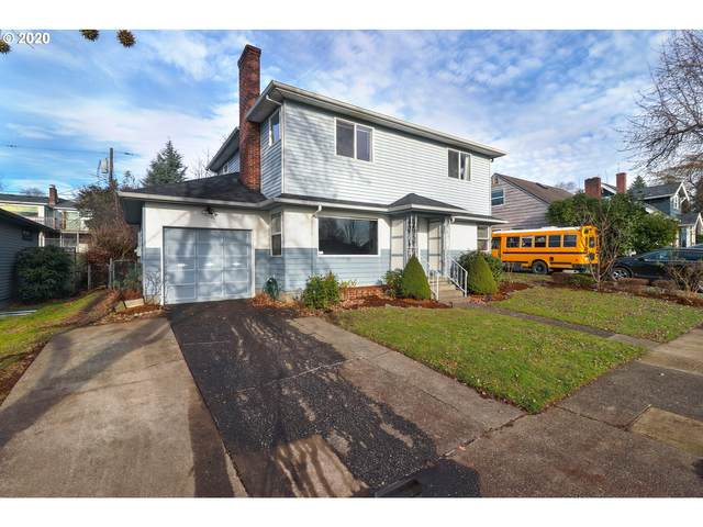 4127 SE Flavel St, Portland, OR 97202 (MLS #21550285) :: Townsend Jarvis Group Real Estate