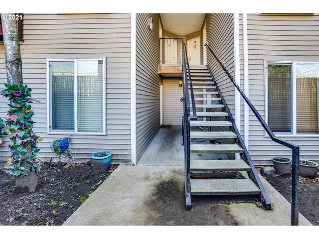 3317 SE 122ND Ave #16, Portland, OR 97236 (MLS #21550444) :: Beach Loop Realty