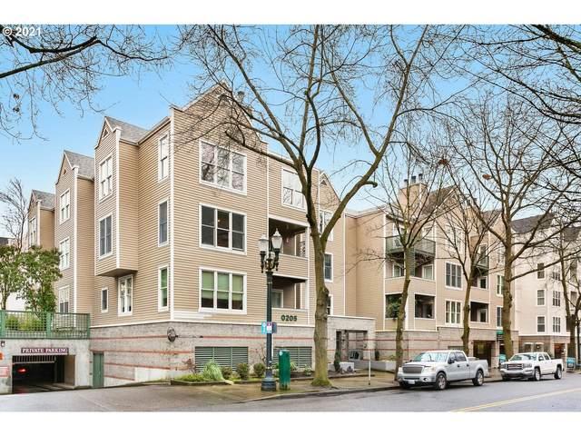 205 S Montgomery St #406, Portland, OR 97201 (MLS #21550487) :: Stellar Realty Northwest