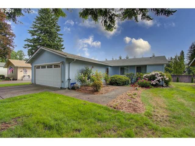809 NE 132ND Ave, Vancouver, WA 98684 (MLS #21550859) :: Gustavo Group