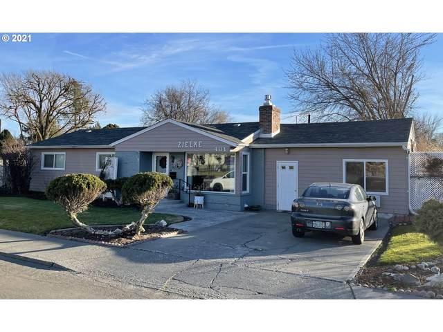 401 W Highland Ave, Hermiston, OR 97838 (MLS #21550908) :: Stellar Realty Northwest