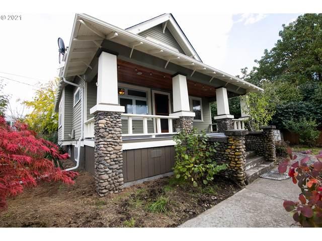 2904 SE 51ST Ave, Portland, OR 97206 (MLS #21551093) :: Brantley Christianson Real Estate