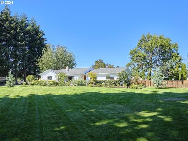 1020 Caples Rd, Woodland, WA 98674 (MLS #21551338) :: Song Real Estate