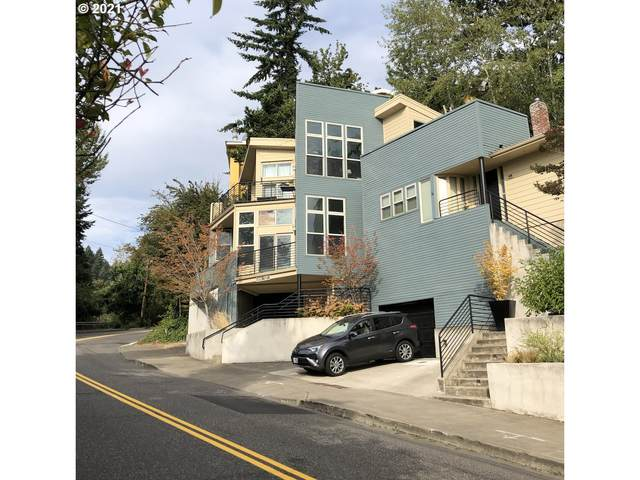 835 SW Broadway Dr #2, Portland, OR 97201 (MLS #21551353) :: Windermere Crest Realty