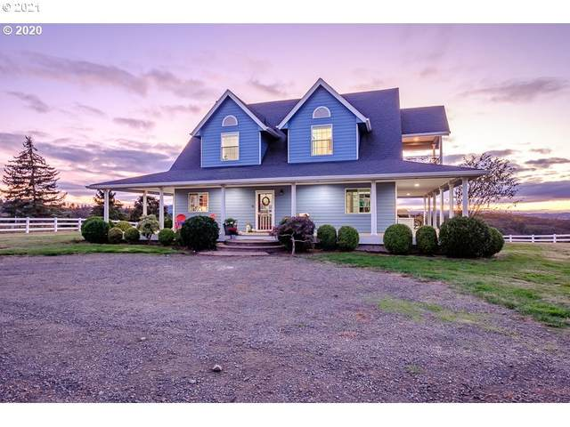 13547 Sunnyside Rd, Dallas, OR 97338 (MLS #21551465) :: The Pacific Group