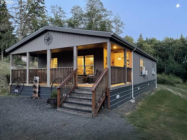 142 Frye Rd, Castle Rock, WA 98611 (MLS #21551561) :: Song Real Estate