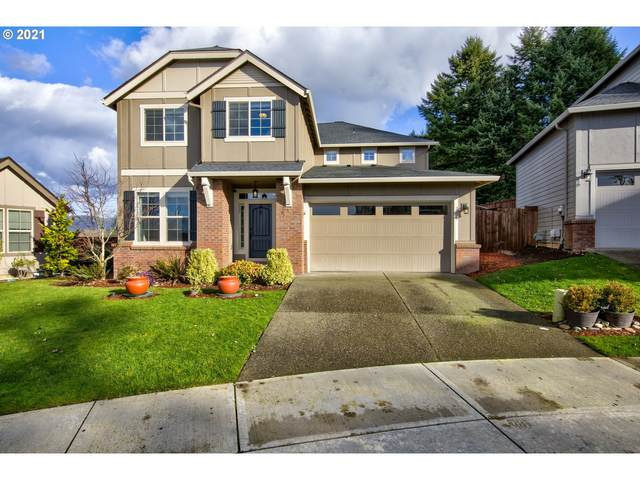2205 NW 41ST Ave, Camas, WA 98607 (MLS #21551630) :: Next Home Realty Connection
