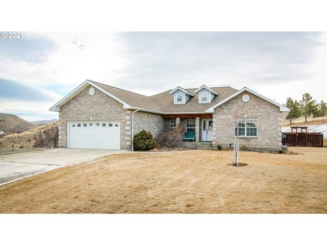 18554 Griffin Gulch Ln, Baker City, OR 97814 (MLS #21551993) :: Premiere Property Group LLC