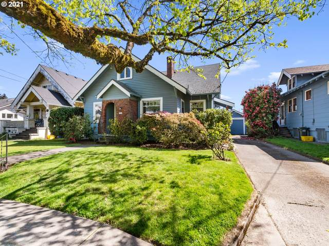 7134 SE 17TH Ave, Portland, OR 97202 (MLS #21552185) :: Duncan Real Estate Group