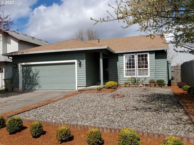 20199 SW Midline St, Beaverton, OR 97003 (MLS #21552309) :: Song Real Estate