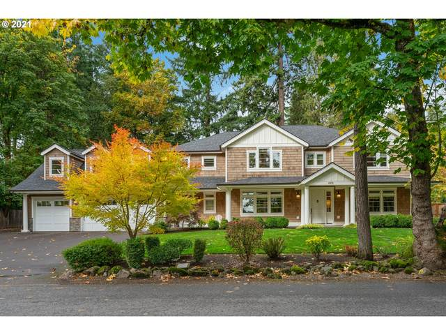 4105 Upper Dr, Lake Oswego, OR 97035 (MLS #21552337) :: Real Tour Property Group