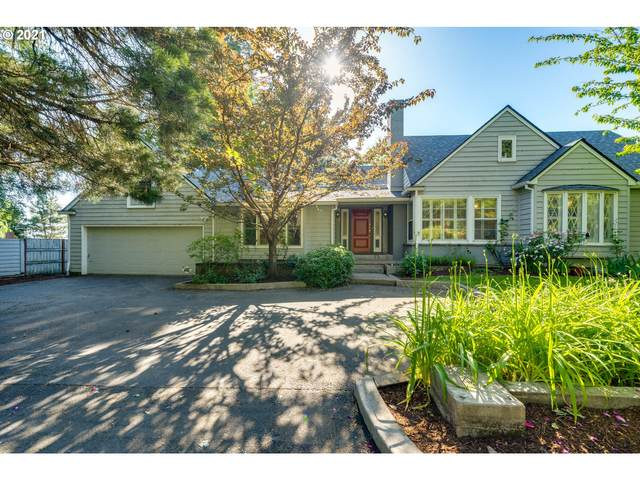 4485 SW Laurelwood Ave, Portland, OR 97225 (MLS #21552402) :: Fox Real Estate Group