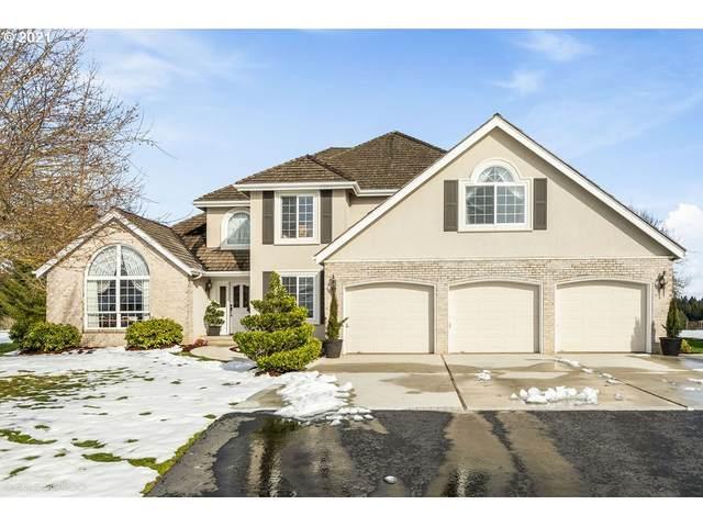 23619 NW Hillhurst Rd, Ridgefield, WA 98642 (MLS #21552417) :: Cano Real Estate