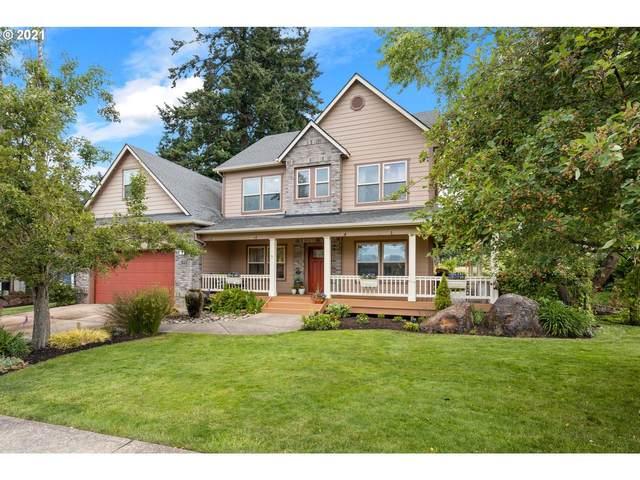 660 Shelokum Dr, Silverton, OR 97381 (MLS #21552662) :: Townsend Jarvis Group Real Estate