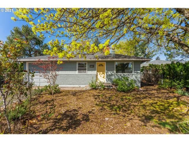 7605 SE Lambert St, Portland, OR 97206 (MLS #21552715) :: Premiere Property Group LLC