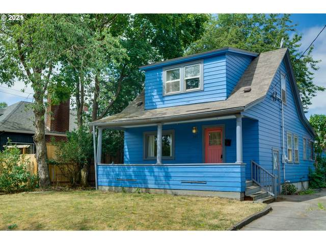 365 NE 72ND Ave, Portland, OR 97213 (MLS #21552787) :: Coho Realty