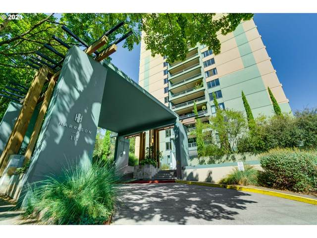 111 SW Harrison St 6F, Portland, OR 97201 (MLS #21552988) :: The Pacific Group