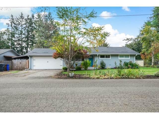 154 Donald St, Oregon City, OR 97045 (MLS #21553009) :: Stellar Realty Northwest