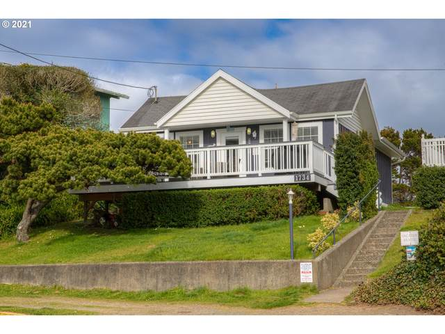 1734 NW Harbor Ave, Lincoln City, OR 97367 (MLS #21553012) :: Song Real Estate