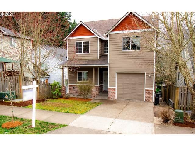 14418 SE Ellis St, Portland, OR 97236 (MLS #21553688) :: Next Home Realty Connection