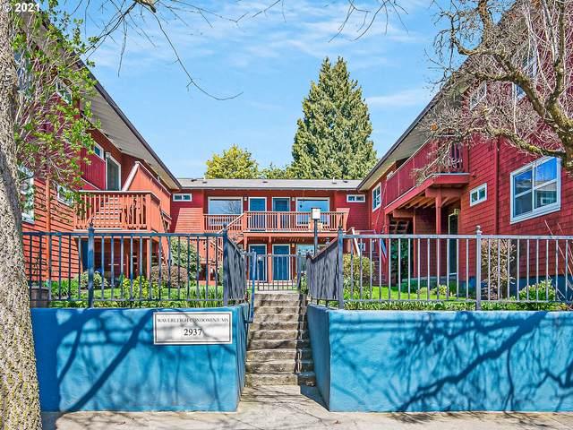 2937 SE Waverleigh Blvd #3, Portland, OR 97202 (MLS #21553693) :: RE/MAX Integrity