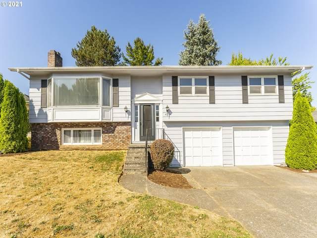 4215 NE 129TH Pl, Portland, OR 97230 (MLS #21553694) :: Keller Williams Portland Central