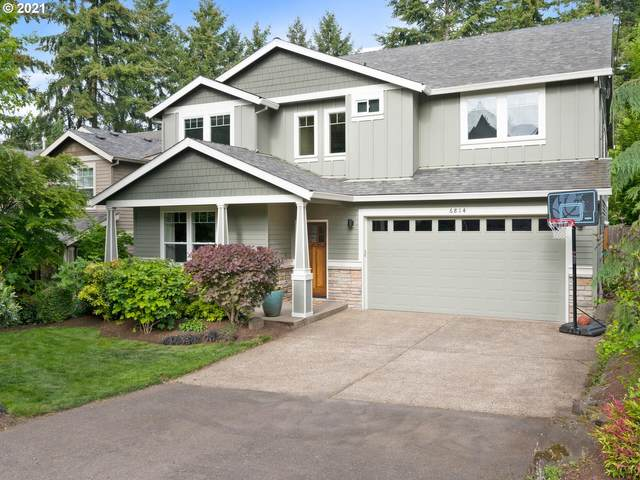 6814 SW 52ND Ave, Portland, OR 97219 (MLS #21553783) :: Real Tour Property Group