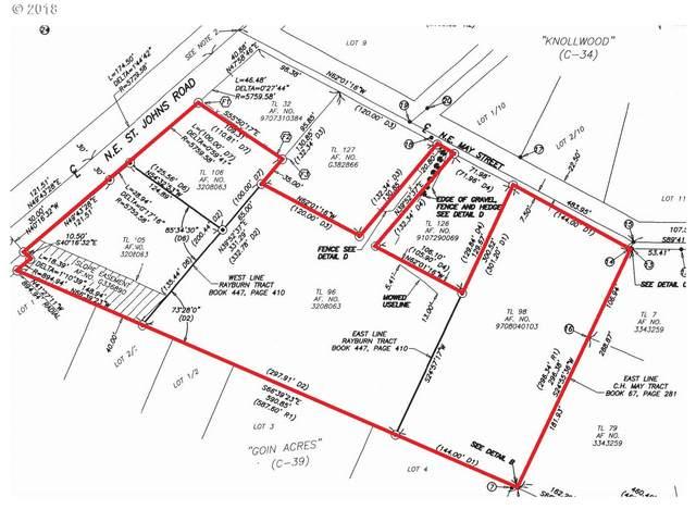 3807 NE St Johns Rd, Vancouver, WA 98661 (MLS #21553798) :: Real Tour Property Group