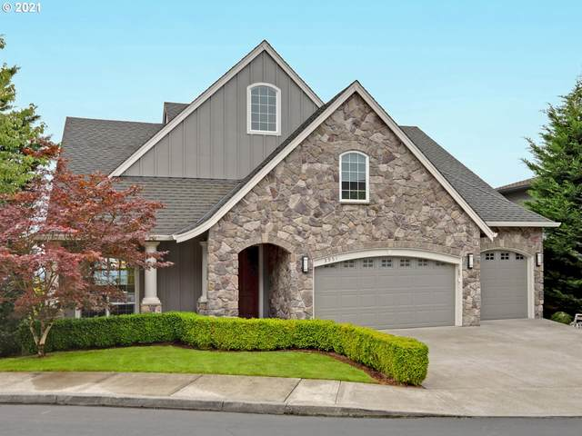 3951 NW Sunset Cir, Portland, OR 97229 (MLS #21553982) :: Townsend Jarvis Group Real Estate