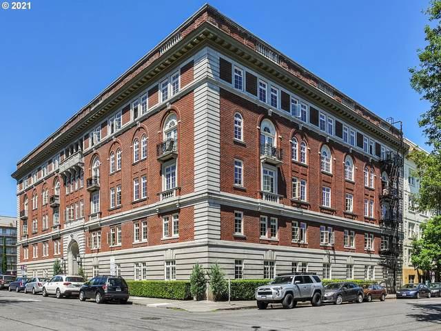 2015 NW Flanders St #208, Portland, OR 97209 (MLS #21554111) :: Lux Properties