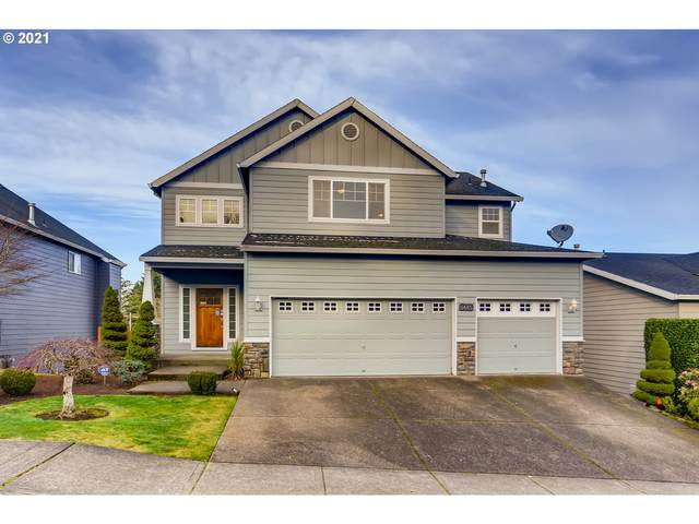 8445 SW 195TH Pl, Aloha, OR 97007 (MLS #21554259) :: Duncan Real Estate Group