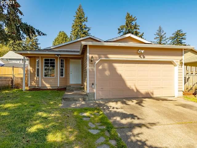 11843 SE Gladstone St, Portland, OR 97266 (MLS #21554367) :: Stellar Realty Northwest