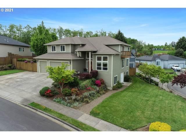4018 NW 17TH Ave, Camas, WA 98607 (MLS #21554386) :: Cano Real Estate