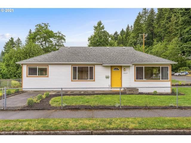 9127 NE Brazee St, Portland, OR 97220 (MLS #21554399) :: Beach Loop Realty