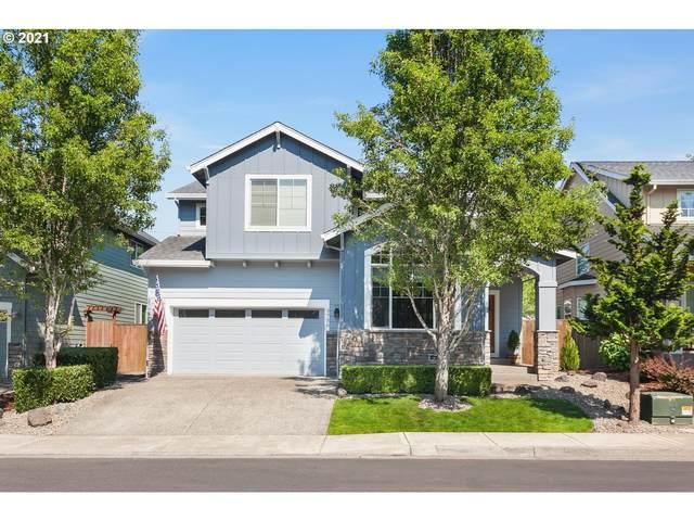 3756 NW 4TH Way, Hillsboro, OR 97124 (MLS #21554407) :: Brantley Christianson Real Estate