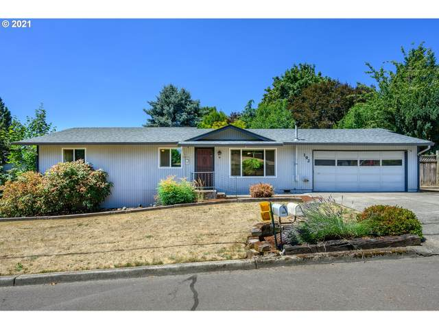 192 NW Ione St, Dundee, OR 97115 (MLS #21554455) :: Beach Loop Realty