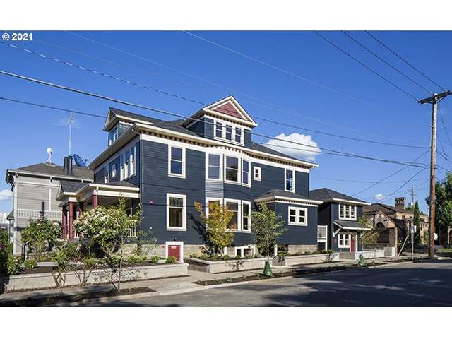 1634 NW Everett St, Portland, OR 97209 (MLS #21554473) :: Townsend Jarvis Group Real Estate