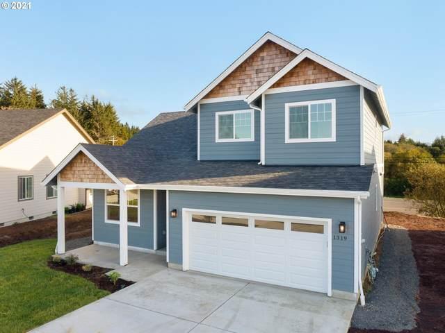 1319 Seabright Way, Seaside, OR 97138 (MLS #21554924) :: Premiere Property Group LLC